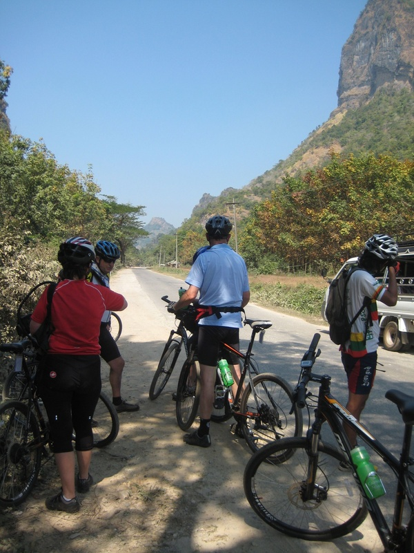 On the way to Hpa  An
