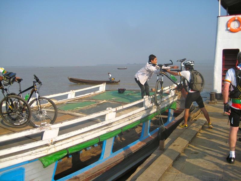 En route to Bilugyun Island