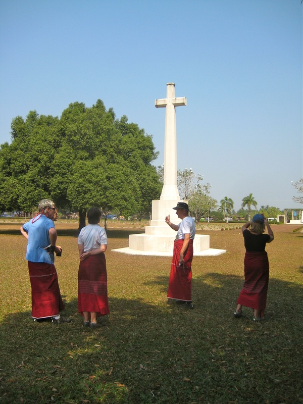 Thanbyuzayat Allied War Cemetery