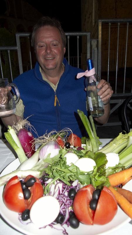 Dinner, Massa Marittima