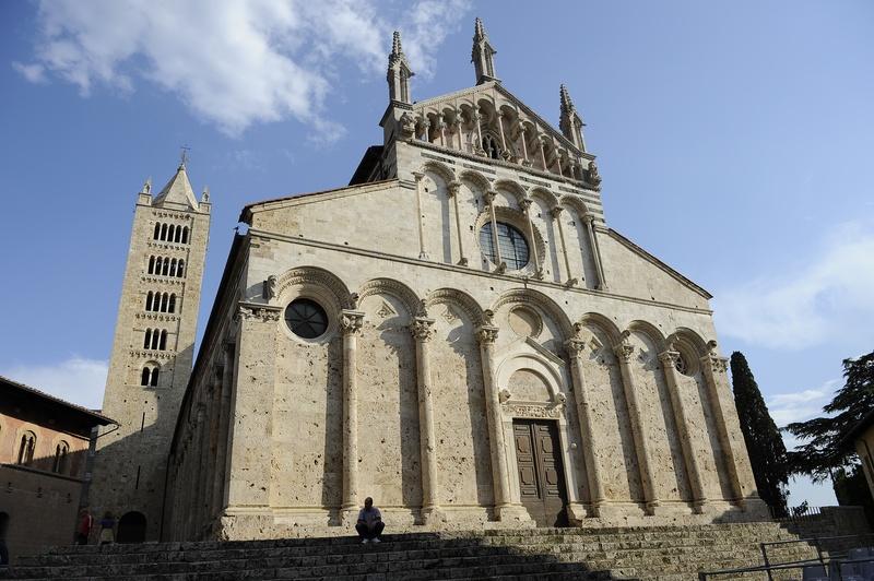 The Duomo, Massa Marittima